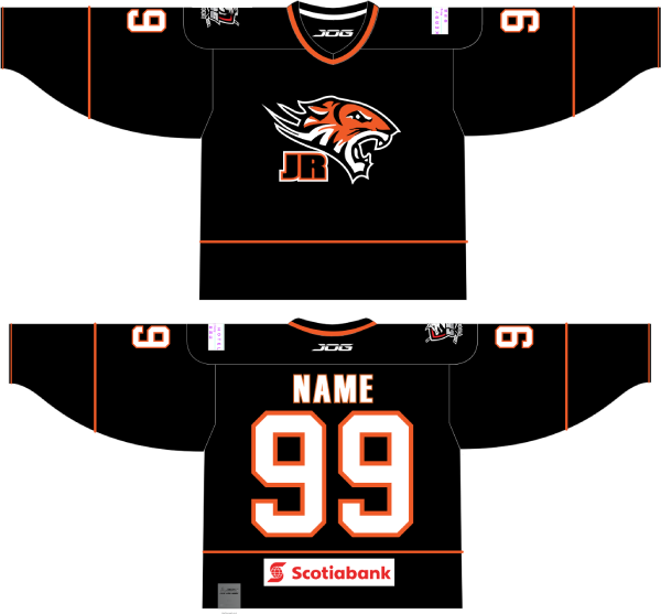 Junior Tigers Reversible Jersey