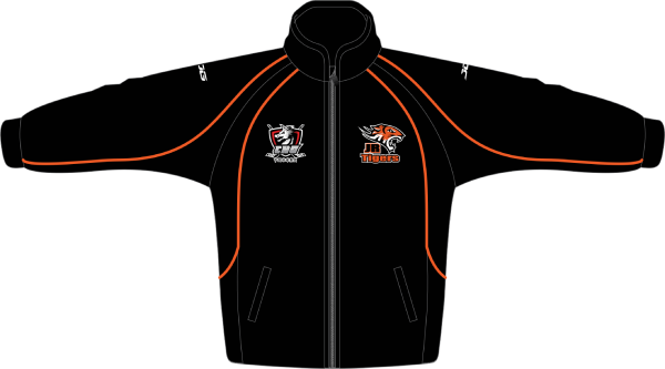 Junior Tigers Tracksuit Jacket